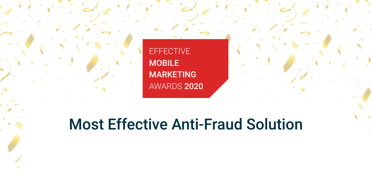 TrafficGuard named Most Effective Anti-Fraud Solution at Effective Mobile Marketing Awards 2020