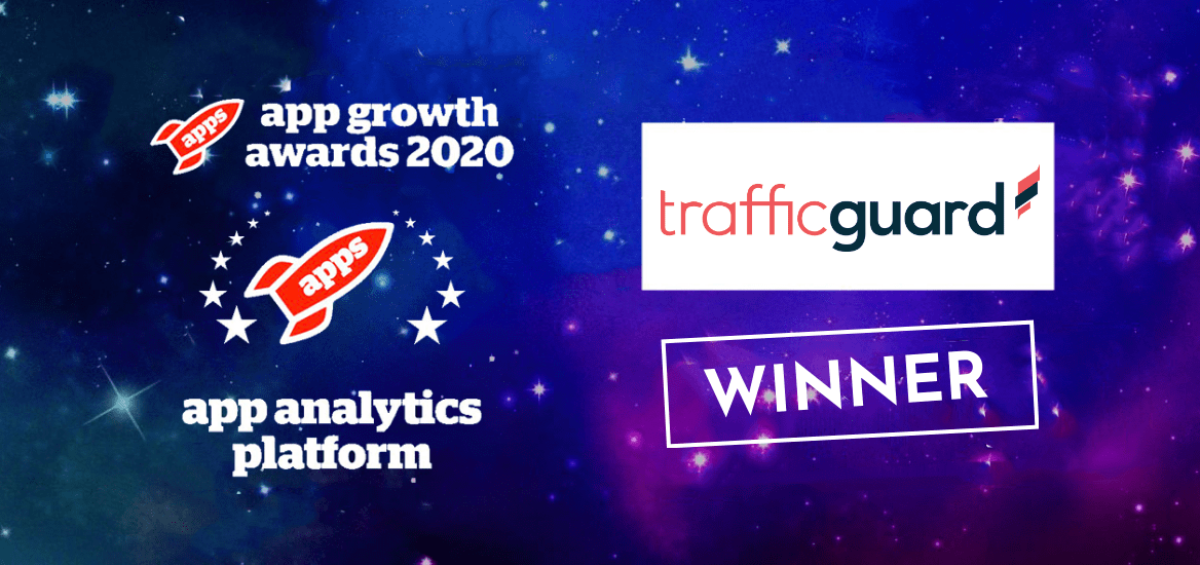 TrafficGuard wins best App Analytics Platform at App Growth Awards 2020
